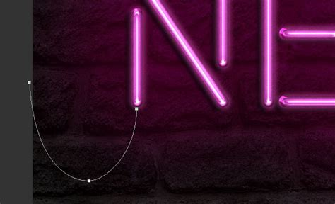 adobe photoshop neon text tutorial how to create a realistic neon light text effect in adobe