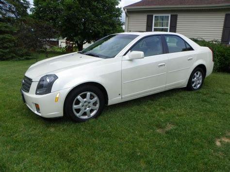 2007 Cadillac Cts Base by Buy New 2007 Cadillac Cts Base Sedan 4 Door 3 6l In