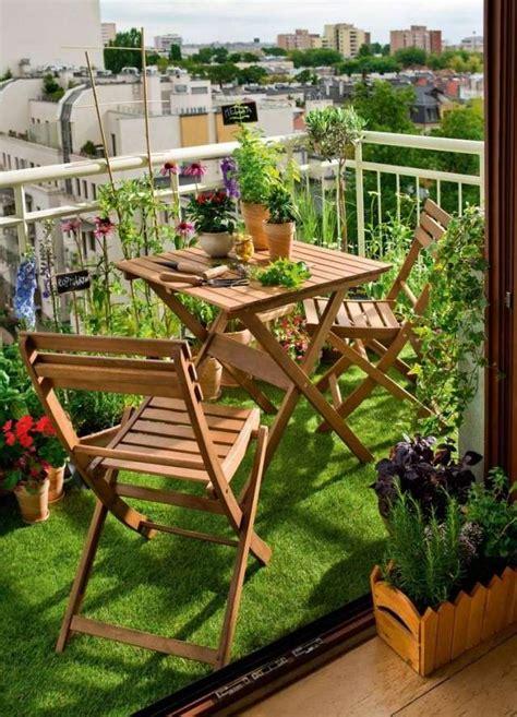 Table Balcon Bois by Am 233 Nagement Balcon Meubles D 233 Co Et Astuces Pratiques
