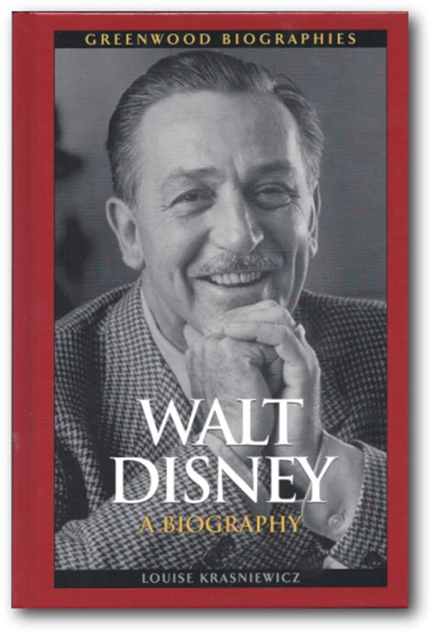 biography book on walt disney it s raining books