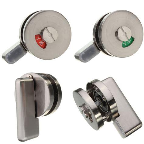 bathroom door bolt lock stainless steel bathroom toilet door indicator turn release lock latch bolt alex nld