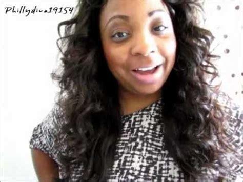 international hair company deep wave review youtube yhasi luxury hair virgin brazilian straight review youtube