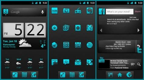 themes for android custom roms top 5 custom roms for customizing your android device
