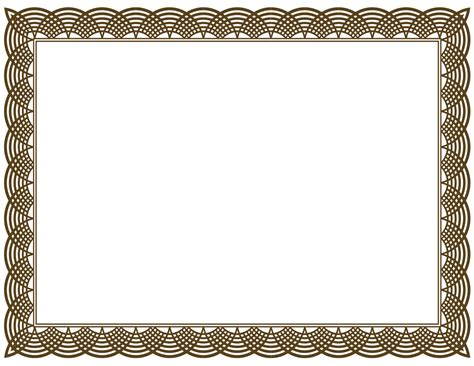 border for certificate template 3 certificate border templates3 certificate border
