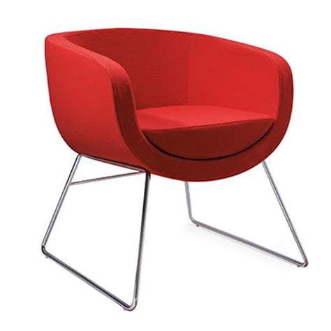 Cube Chair by Cube Lounge Club Guest Chair Apex