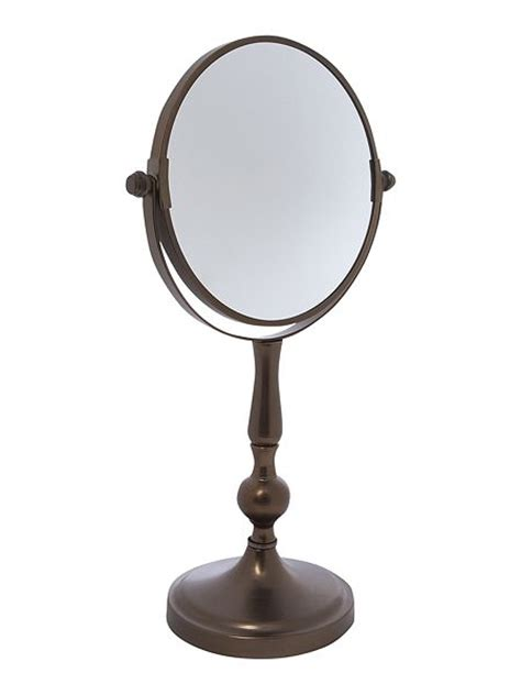 house of fraser mirrors for the bathroom linea bronze magnifying mirror house of fraser