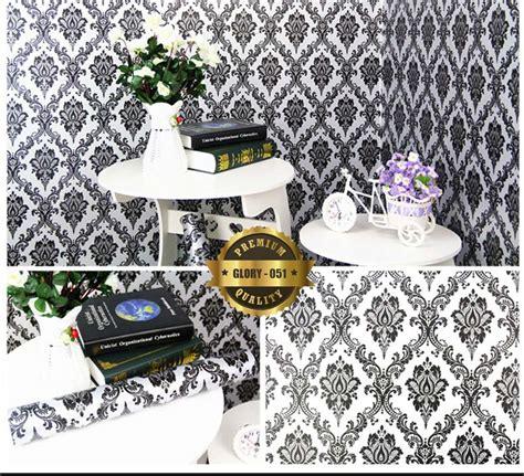 Wallpaper Sticker 45cmx10m Wallpaper Dinding 4 051 wallpaper sticker premium quality 45cmx10m