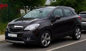 The Opel Opel Mokka
