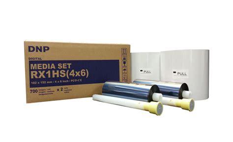 Paper Media Dnp Ds80 8x10 130 Lembar dnp media ds series