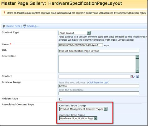 change zone layout sharepoint 2010 changing the content type on a sharepoint page layout