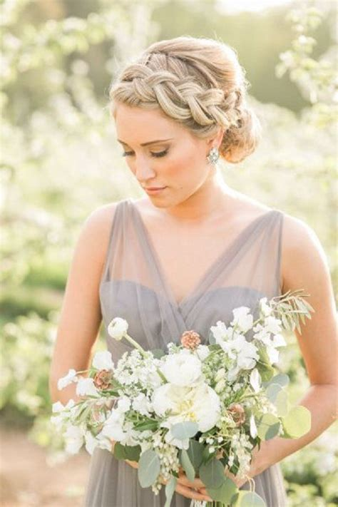 summer wedding updo hairstyle 20 spring summer wedding hairstyle ideas that are