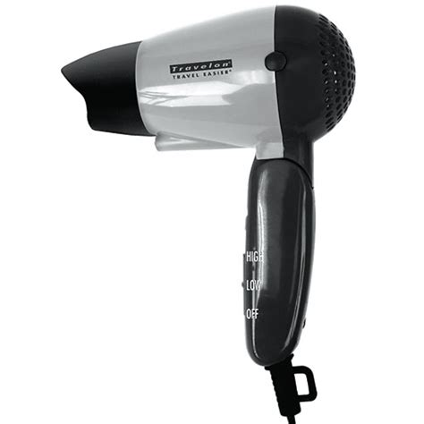 Hair Dryer Dual Voltage travel hair dryer with dual voltage in travel accessories