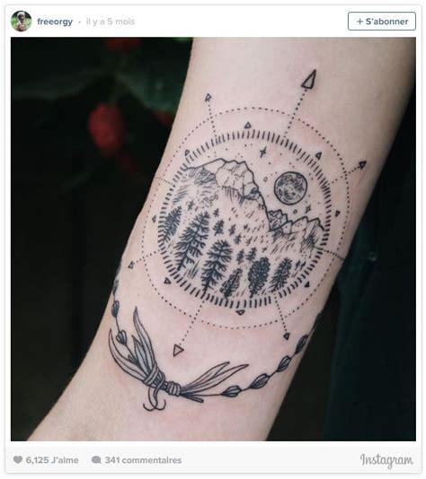 photos ces tatouages sont une invitation au voyage