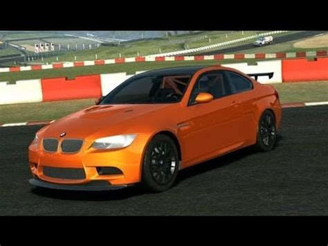 Schnellstes Auto Real Racing 3 by Real Racing 3 Bmw M3 Gts Ford Shelby Gt500