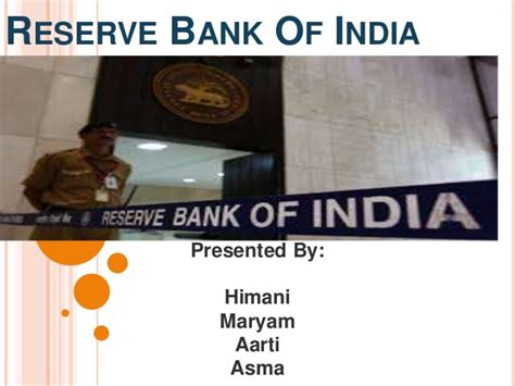 where is reserve bank of india reserve bank of india rbi