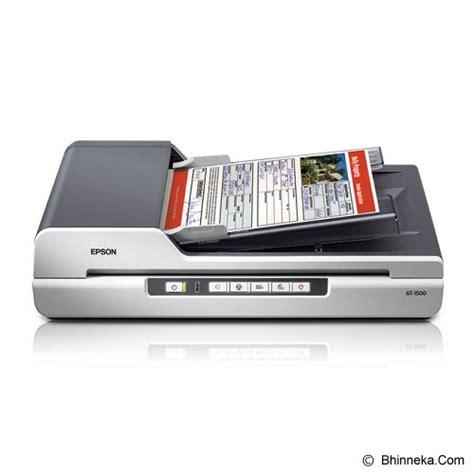 Printer Epson Gt 1500 jual epson workforce gt 1500 murah bhinneka