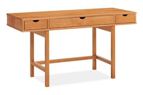 simple wood writing desk the simple and versatile wood ellis desk