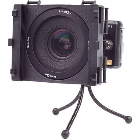 Filter Holder 3 Slot By Kibocam formatt hitech 100mm lucroit filter holder with 3 x 2mm