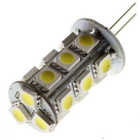 G4 Led Bulb For Landscape Lighting 18smd 5050 Chip 3w 12v Led Replacement Bulbs For Landscape Lights