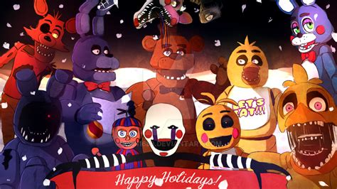 five nights at freddy s animation by rydi1689 on deviantart