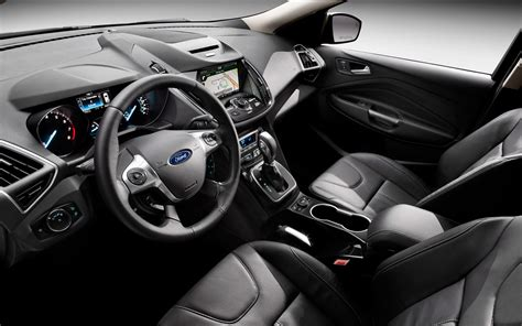2013 ford escape suv interior photos of ford escape photo galleries on flipacars