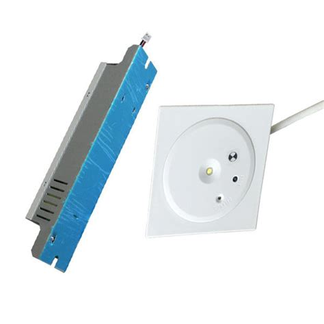 ceiling recessed mounted ip20 led automatic emergency