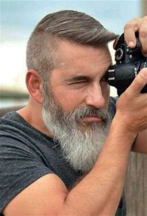 40 year old hipster haircut best 25 grey beards ideas on pinterest thick beard