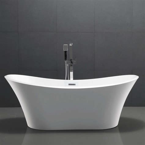Free Standing L by Quot Ontario Quot Luxury Free Standing Bath 1800mm L X 800mm W X 660mm H Nwt Direct