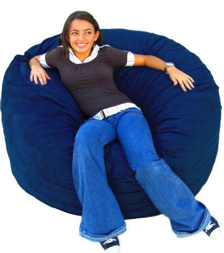 cozy sack 4 bean bag chair large navy cozy sack 4 bean bag chair large navy furniture