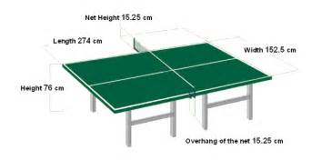 Ping pong table ping pong table plans