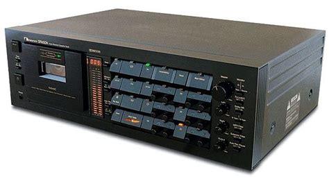 nakamichi cassette nakamichi cassette deck sound vision