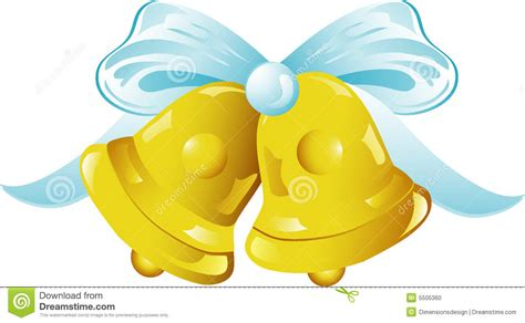 Wedding Bell Icon by Wedding Bells Icon Stock Photo Image 5505360