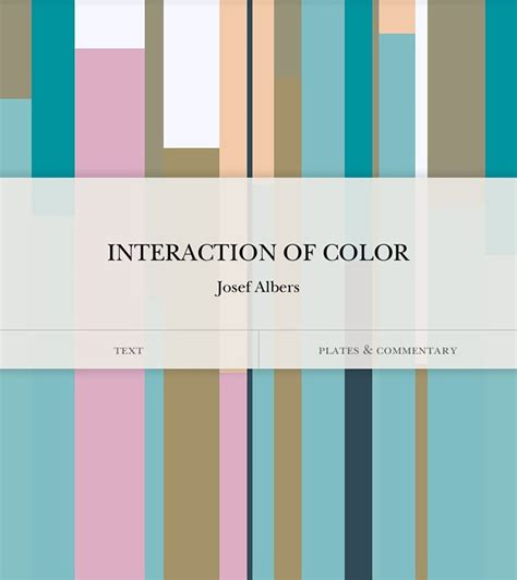 interaction of color color josef albers alabama chanin journal