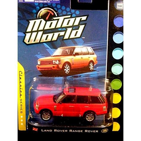 Greenlight Motor World Csite greenlight motor world land rover range rover global diecast direct