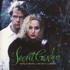 Song From A Secret Garden by Secret Garden Songs From A Secret Garden At Discogs