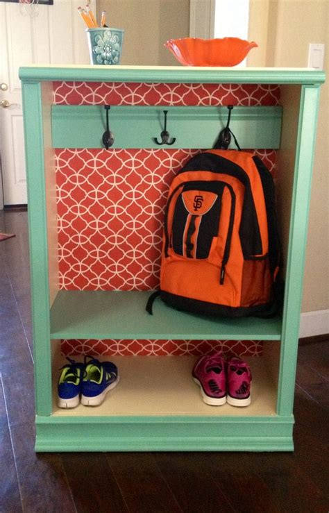 backpack storage 25 best ideas about kids backpack storage on pinterest