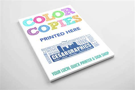 copies in color color copies