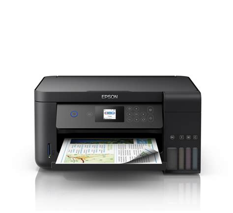 Printer Epson Fotocopy F4 epson l4160 wi fi duplex all in one ink tank printer ink tank system printers epson singapore