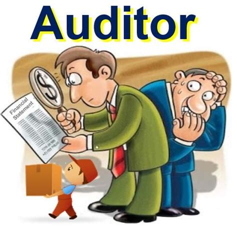 an auditor audit definition and meaning market business news