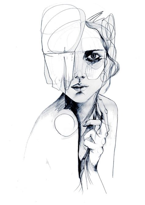 Drawing Sketches O by Sketch V Pencil Drawing A2 Gicl 233 E Print From An