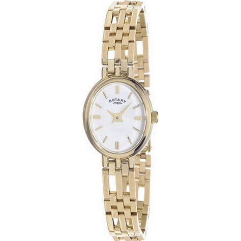 rotary watches lb10090 02 white 9ct gold