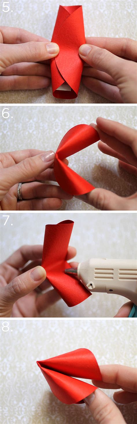 How To Make A Paper Fortune Cookie Step By Step - new year diy paper fortune cookies evite