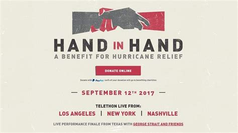 hurricane irma donations in hurricane harvey irma telethon how to