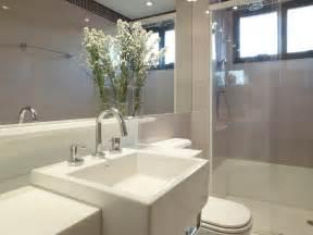 Bathroom Small Design Ideas Banheiros Pequenos Modernos No Pinterest Projeto Do