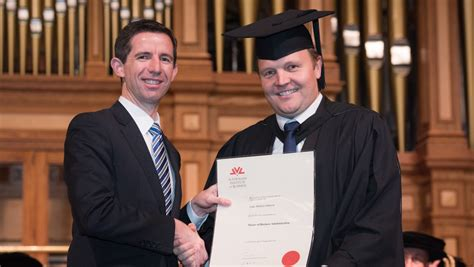 Five Minute Mba by 5 Minutes With Mba Graduate Luke Johnson Australian