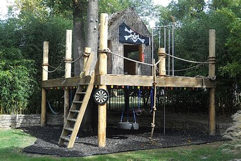 backyard fort for kids boys backyard forts just b cause