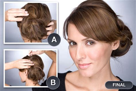 quick and easy hairstyles for pe coafuri par mediu cum sa te coafezi in 10 minute style