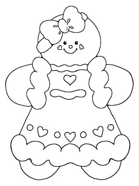 printable gingerbread man coloring pages free printable gingerbread man coloring pages for kids