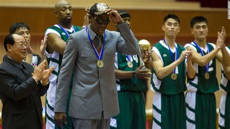 Playes Of Mba That Play On Korea by Dennis Rodman Checks Into Rehab After N Korea