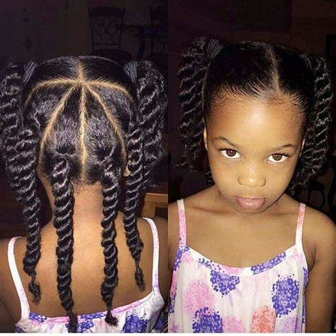 Hairstyles For Black Children by 25 Best Ideas About Black Hairstyles On